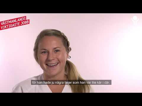 Kajsa Larsdotter Hedström, barnsjuksköterska
