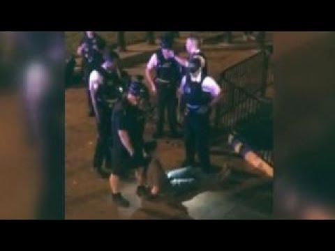 Marine allegedly tries to carjack tour bus near White House