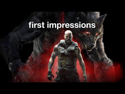 Werewolf: The Apocalypse   Earthblood Gameplay