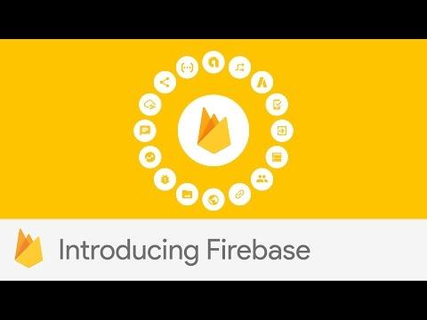 Introducing Firebase