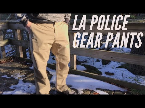 Overview of LA Police Gear Pants: Elite Urban Ops, Benchmark, Shadow Ops Casual - Budget Friendly