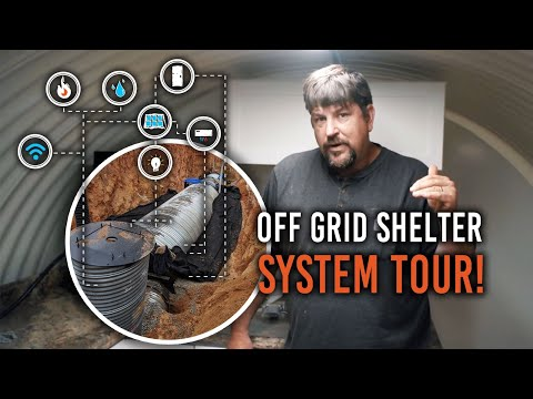 Light at the End of the Shelter: How This Off Grid Atlas Shelter Works