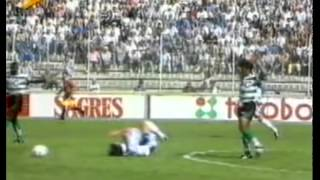 01J :: Porto - 2 x Sporting - 1 de 1995/1996