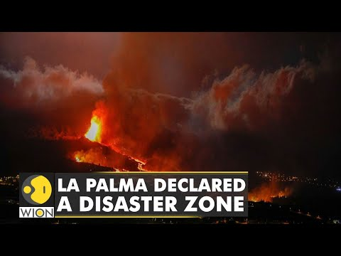 Spain: Lava stream now reaches Ocean; experts warn of irritation on skin, breathing difficulties