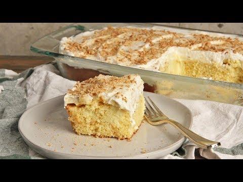 Banana Poke Cake | Episode 1279