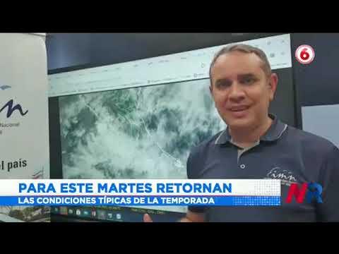Lluvias: CNE atendió 11 incidentes en cinco cantones