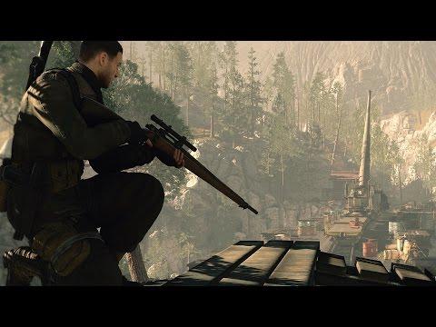 Sniper Elite 4 Campaign Preview