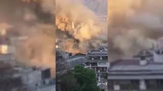 Marcha en Chile registra dos iglesias quemadas y saqueos