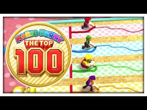 LE MINI-JEUX IMPOSSIBLE ! | MARIO PARTY THE TOP 100