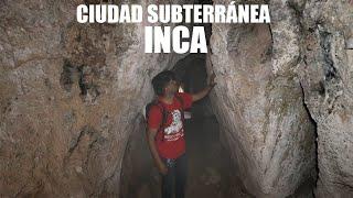Ingresamos al mundo subterráneo oculto de los Incas: Chinkanas   Cusco, Perú