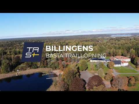 Trailrunning Billingen Skövde - Flämsjön