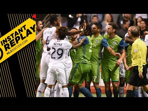 Did the Sounders deserve a penalty in Vancouver?