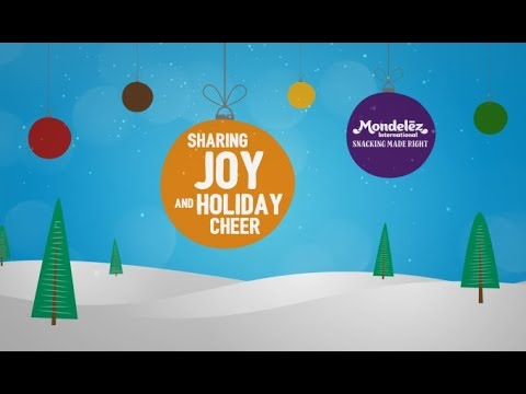 Mondelez International: Sharing Joy and Holiday Cheer -- 2018