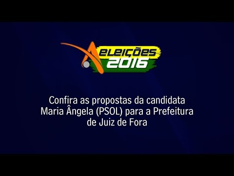 ACESSA.com - Candidata Maria Ângela apresenta propostas