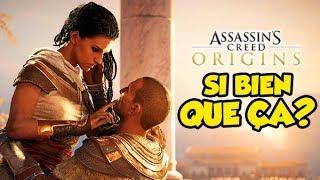 Vidéo-Test : AUSSI BIEN QUE PRÉVU? (Epic test) - Assassin's Creed Origins -