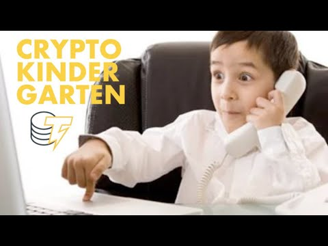 RUSSIA HAS A KINDERGARTEN FOR CRYPTOTRADING??