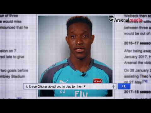 Danny Welbeck v Wikipedia | What's true? What's false?