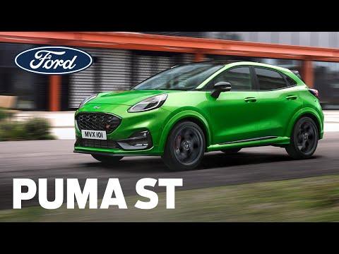 Nye Ford Puma ST   Ford  Norge