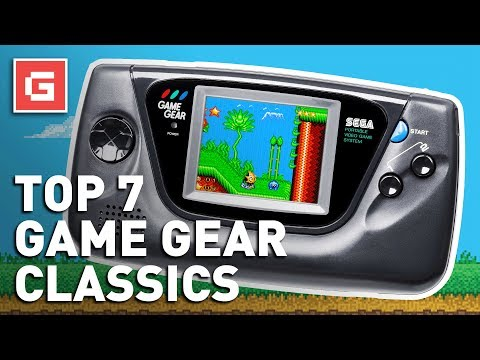 Top 7 Sega Game Gear Classics You Forgot About