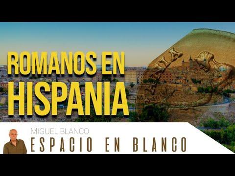 Espacio en Blanco – A la búsqueda de nuestros orígenes: Romanos en Hispania (10/05/2014)