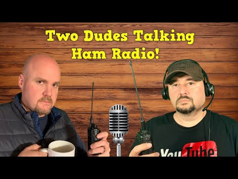 Two Dudes Talking Ham Radio: POTA POTA, Chokes, Trivia, and More!
