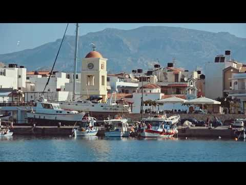 Rejs til Europas sydligste by Ierapetra på Kreta