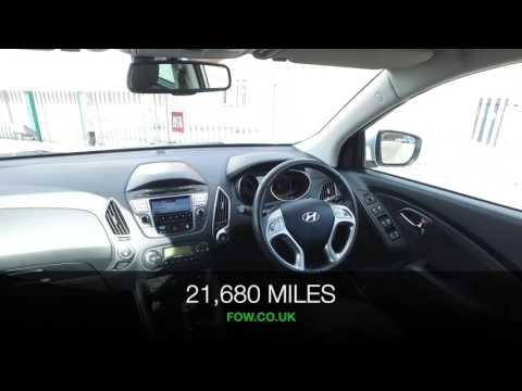 HYUNDAI PREMIUM 2WD CRDI (2011) 1.7 Crdi Premium 5dr 2wd
