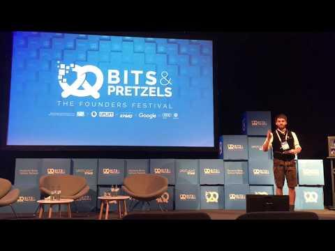 Bits & Pretzels: Testbirds CEO Philipp Benkler über die Gründung eines Crowdtesting Startups
