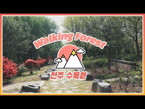 ?[#Walking Forest] 꽃 내음이 폴폴 풍기는 전주 수목원
