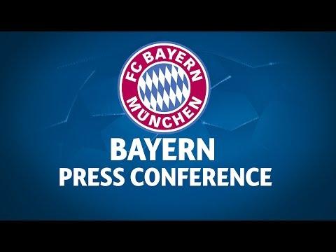 Bayern Press Conference
