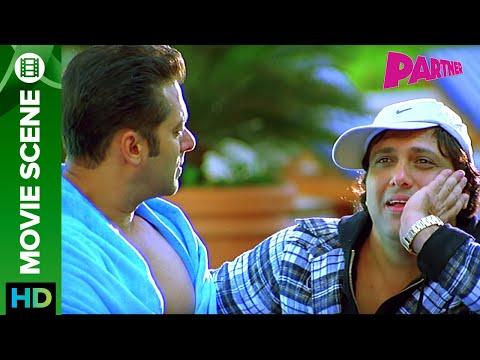 Partner Movie Comedy Scenes - Part 1   Salman Khan, Govinda, Katrina Kaif & Lara Dutta