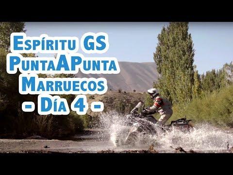 Motosx1000: Espíritu GS. PuntaAPunta Marruecos - Día 4 -