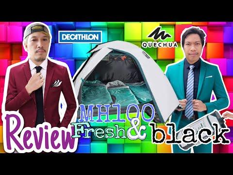 รีวิวเต็นท์MH100-FRESH-&-BLACK