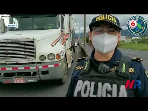 Detienen a los asaltantes que sustrajeron furgón en la Ruta 32