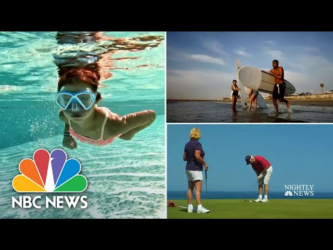 Summer Vacation Boom Leads To Higher Prices | NBC Nightly News