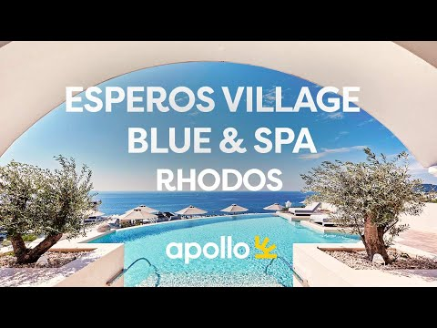 Apollos Esperos Village, Rhodos