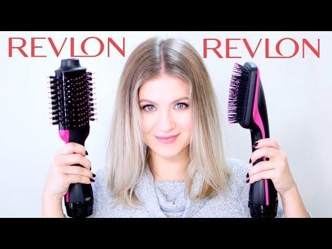 Revlon vs Revlon: One Step Hair Dryer | Milabu