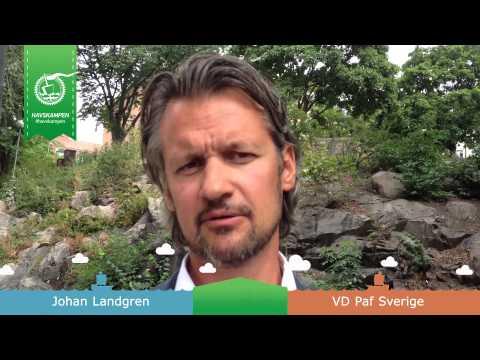 Johan Landgren ger @westhk13 och @easthk13 en utmaning!