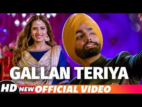 Gallan Teriya-Qismat HD Video Song With Lyrics Mp3 Download