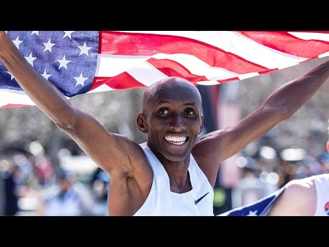 44-Year-Old Former Refugee Is Oldest US Olympic Runner