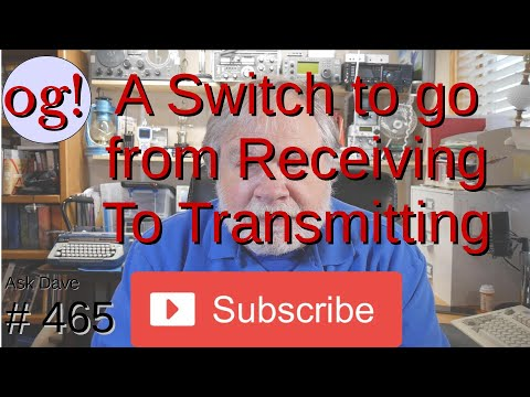 A Switch from Receiving to Transmitting (#465)