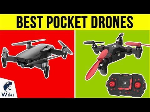 10 Best Pocket Drones 2019