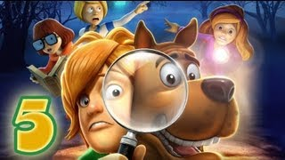 Scooby-Doo ! : First Frights (Wii, PS2) Walkthrough Part 5