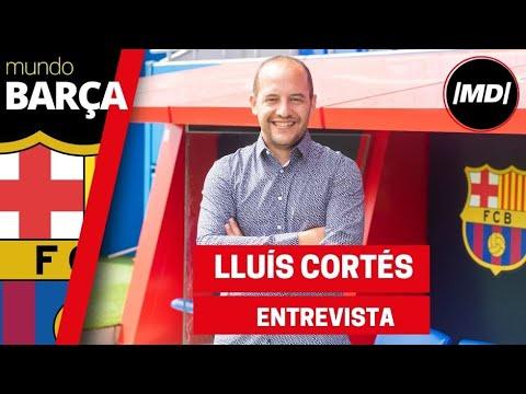 """Lluís Cortés: """"Cada jugadora debe dar su mejor versión"""""""