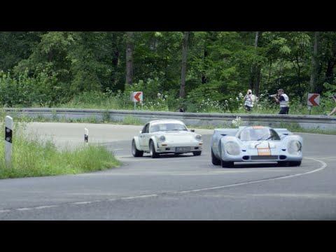The Porsche Museum at the Solitude Revival 2019