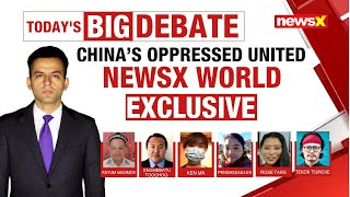 #FreedomFromChina | People Occupied By China United | Special Telecast | NewsX - NEWSXLIVE
