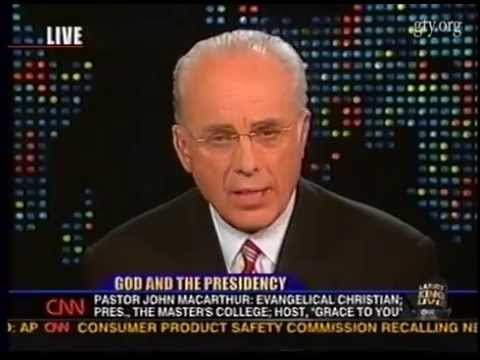 God and the Presidency (Larry King Live with John MacArthur)