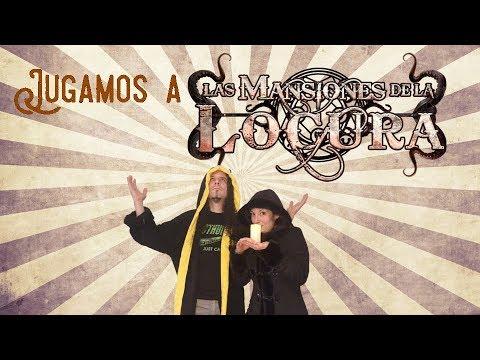 Mansiones Locura - Valkyrie - Partida a Material Exótico - Yo Tenía Un Juego De Mesa TV #34