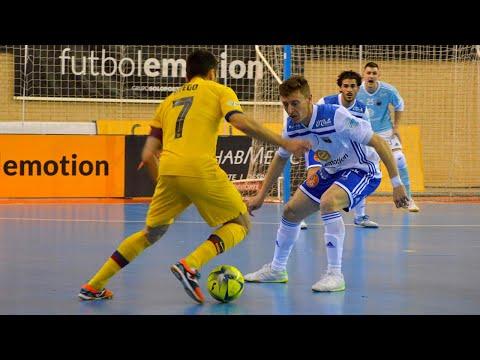 Futbol Emotion Zaragoza - Barça Jornada 17 Temp 19-20
