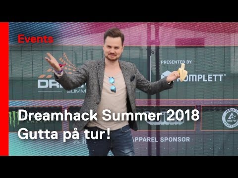 Hvordan opplever kontorfolket Dreamhack?